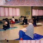 Mums yoga students, Spain, & UK 1998-2003